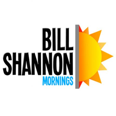 BILL SHANNON MORNINGS logo